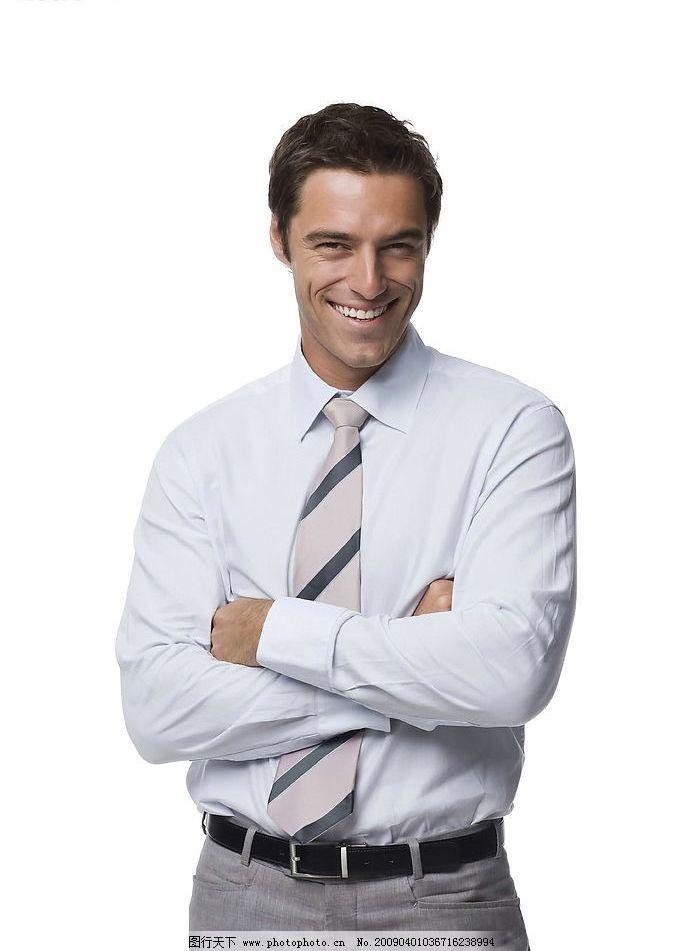 男人素材图片 男人 男性 白领 正装 笑容 人物图库 男性男人 摄影图库