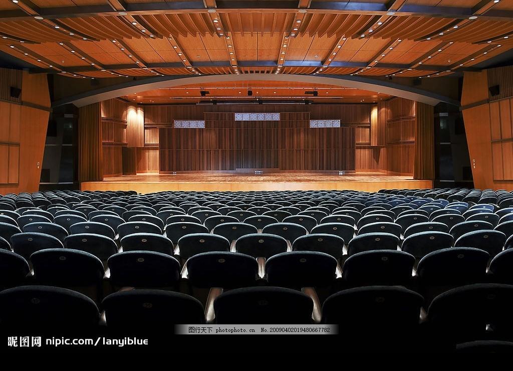 氛围设计元素 会场 礼堂 舞台 灯光 座位 阶梯教室 电影院 其他