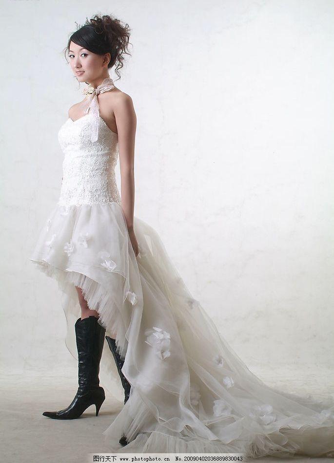 婚纱造型 婚纱 人物图库 女性女人 摄影图库 72dpi jpg