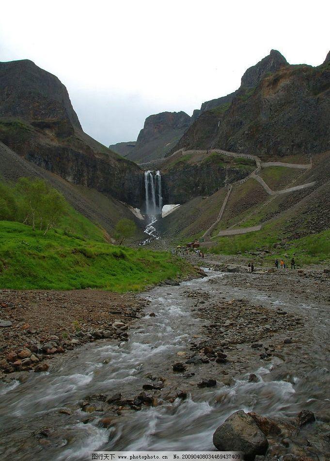长白山 山 森林 山珍 自然景观 山水风景 摄影图库 300dpi jpg
