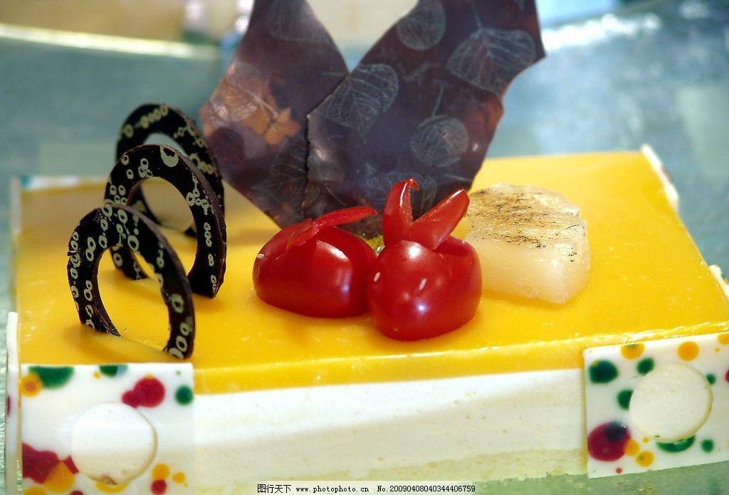 动物蛋糕图片