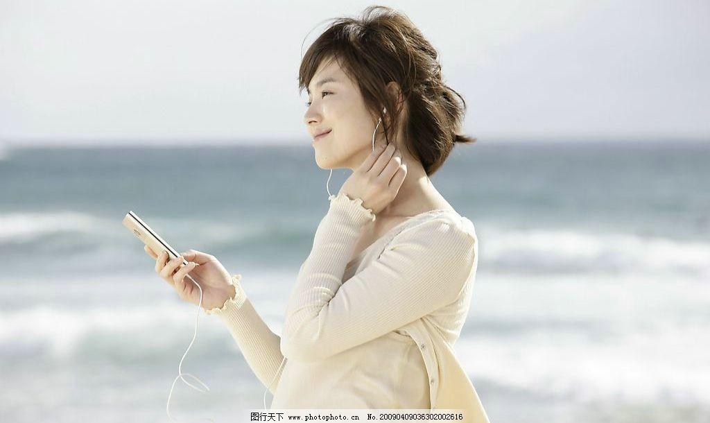 宋慧乔 韩国女星 步步高广告 人物图库 明星偶像 摄影图库图片