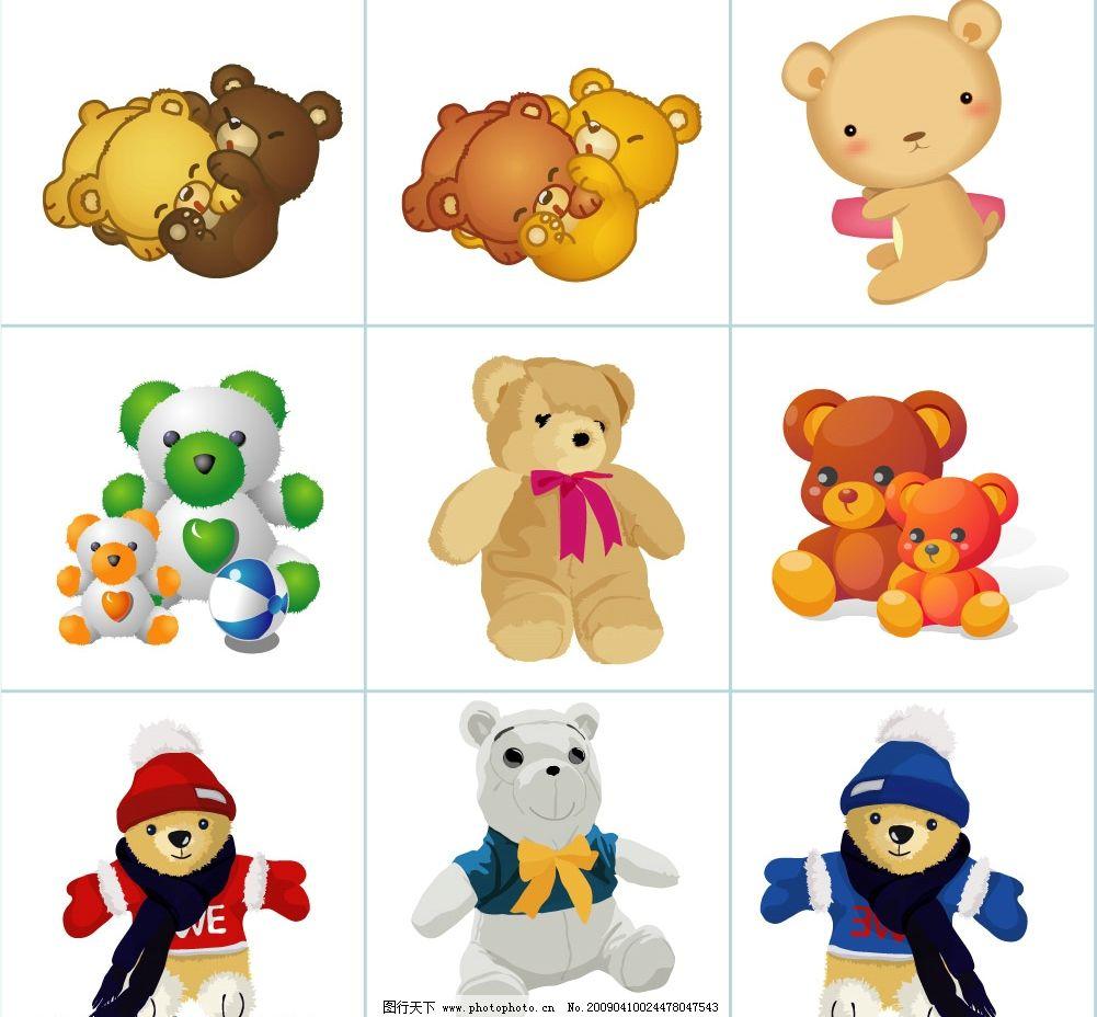可爱小熊图片_野生动物_生物世界_图行天下图库