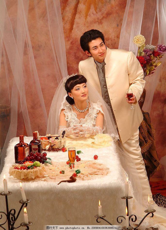 婚纱摄影 欧式唯美婚纱摄影 古典婚纱写真 美女 帅哥 人物摄影