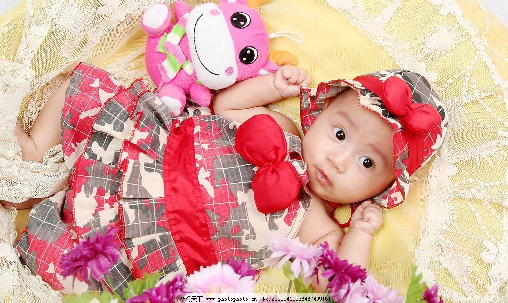 婴幼儿素材图 儿童摄影 写真 可爱的小宝宝 人物图库 儿童幼儿 摄影