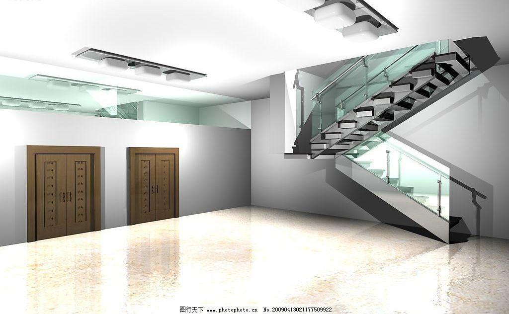 办公楼1层 办公楼一层改造 3d设计 3d作品 设计图库 72dpi jpg