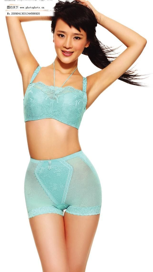 内衣模特图片免费下载 350dpi psd psd分层素材 内衣 内衣模特 女模