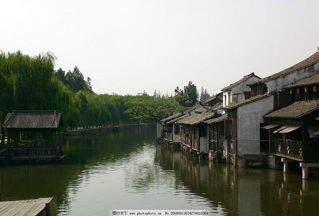 安徽 水乡建筑设计