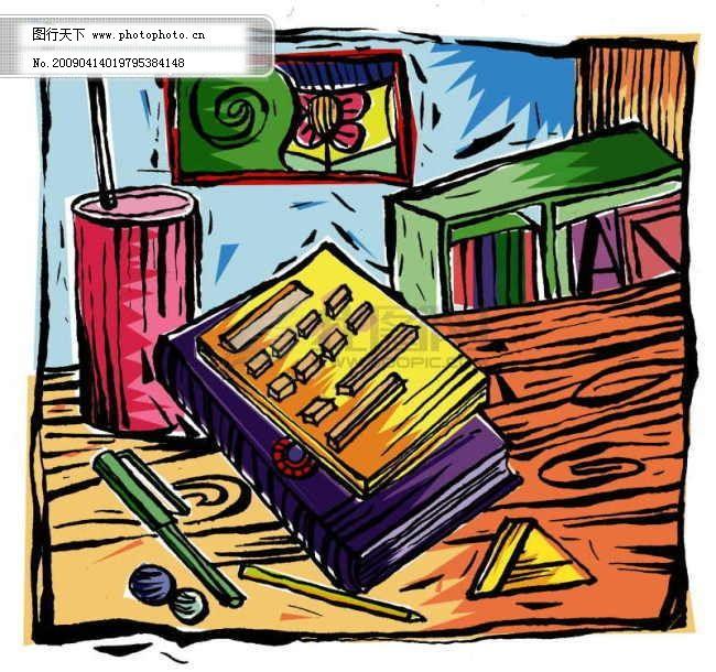 版画工艺_艺术 版画工艺艺术免费下载 美术 手工 图片素材 插画集