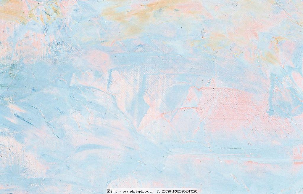 笔触 色彩 颜色 颜料 水彩 水粉 涂料 纹路 文化艺术 美术绘画 背景素
