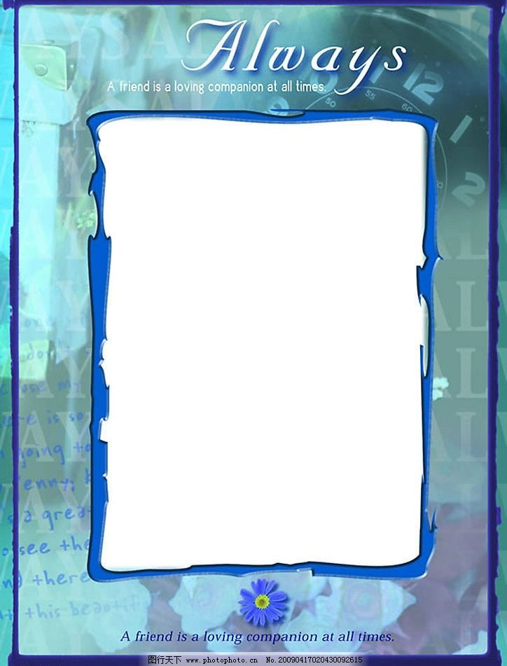 ppt 背景 背景图片 边框 模板 设计 相框 724_951 竖版 竖屏