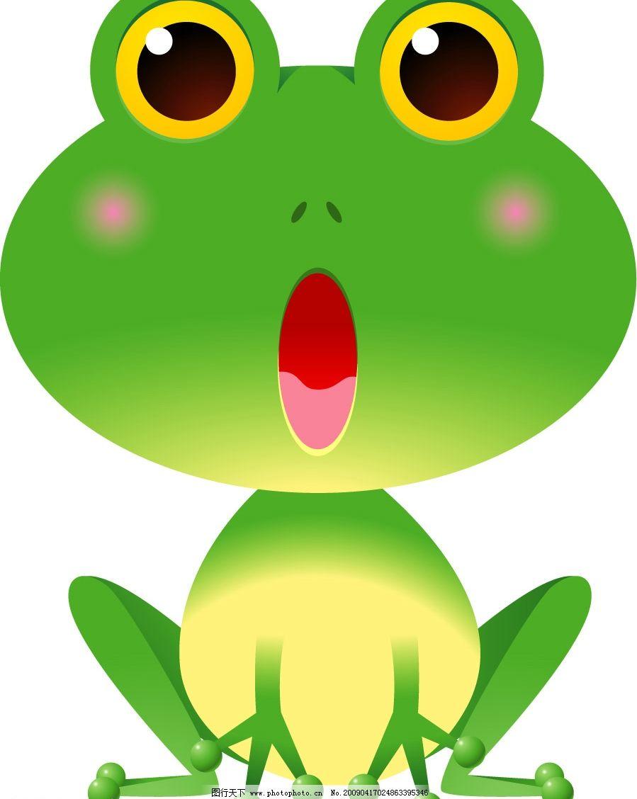 青蛙海绵纸手工制作