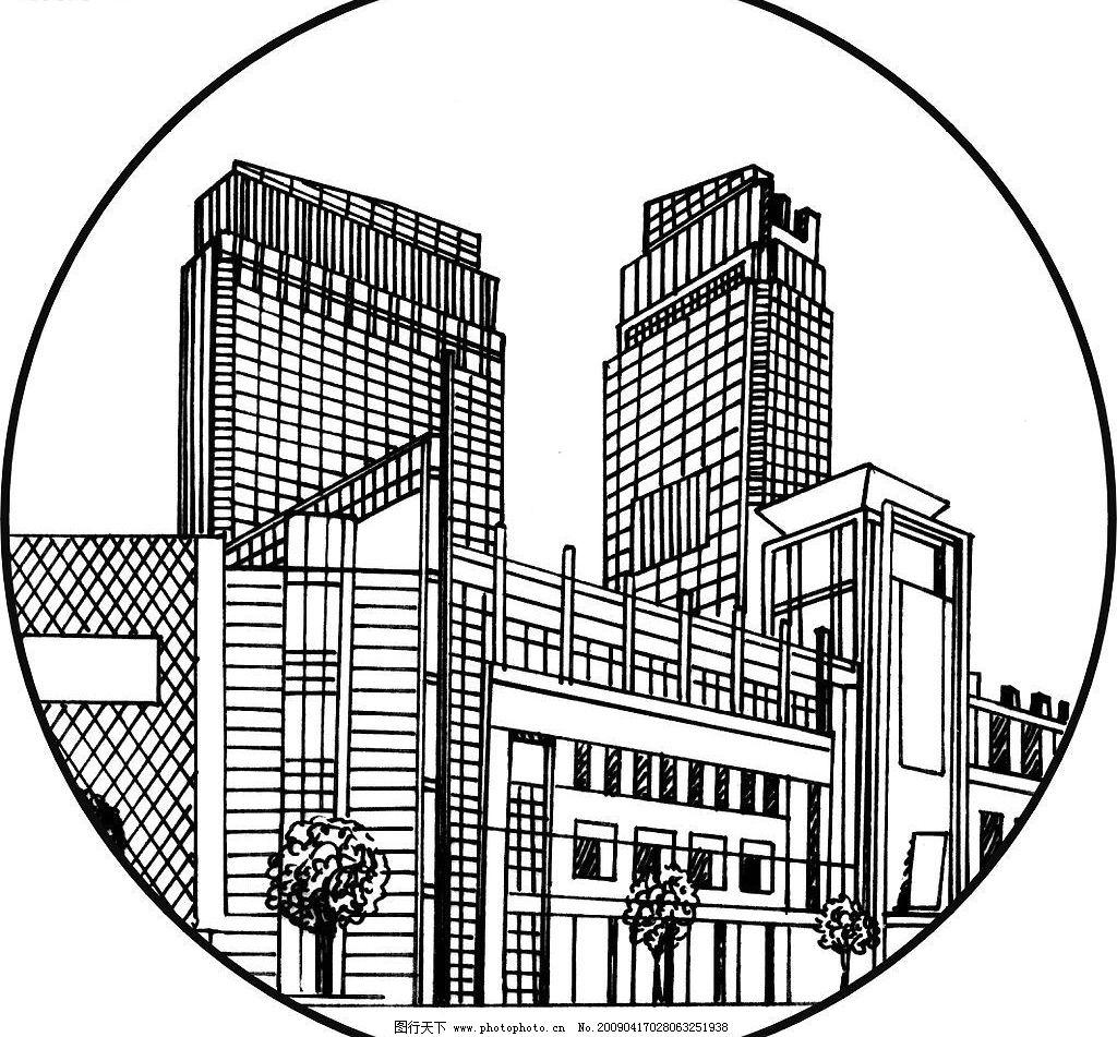 万邦时代广场图片_建筑设计_环境设计_图行天下图库