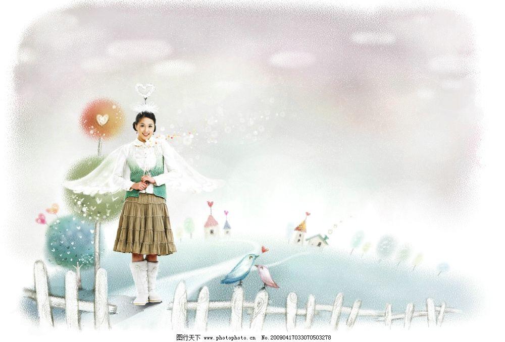 可爱小仙子2图片