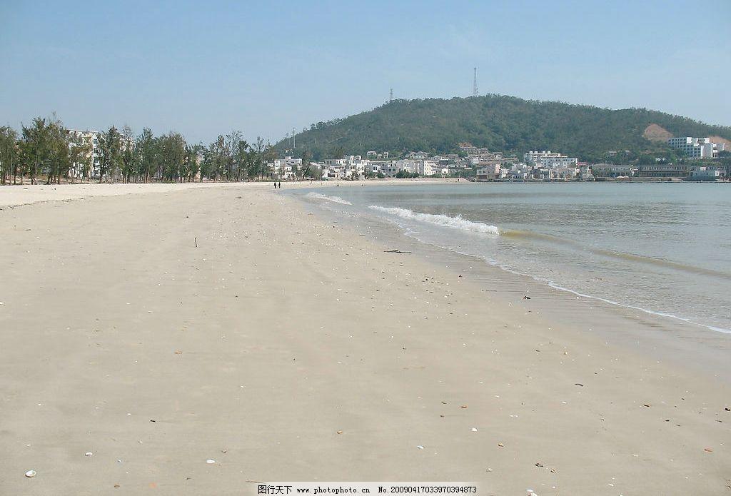 阳江 东平 珍珠湾 阳东 大海 海边 沙滩 旅游摄影 国内旅游 摄影图库