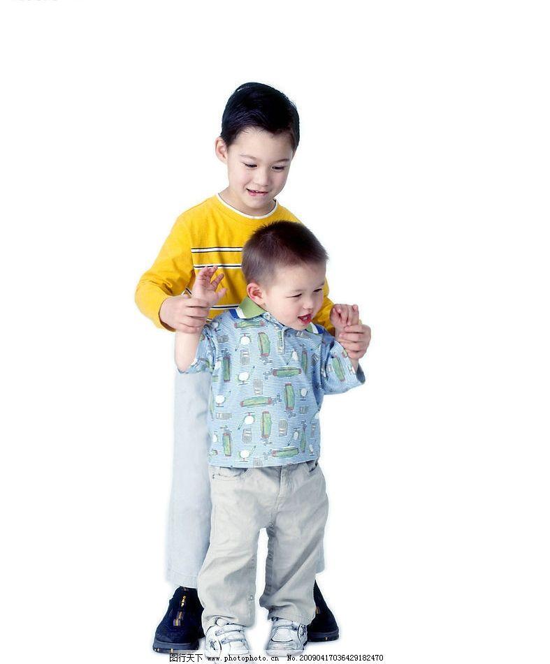 可爱幼童 男孩 笑容 玩耍 活泼 眼神 儿童幼儿 摄影图库