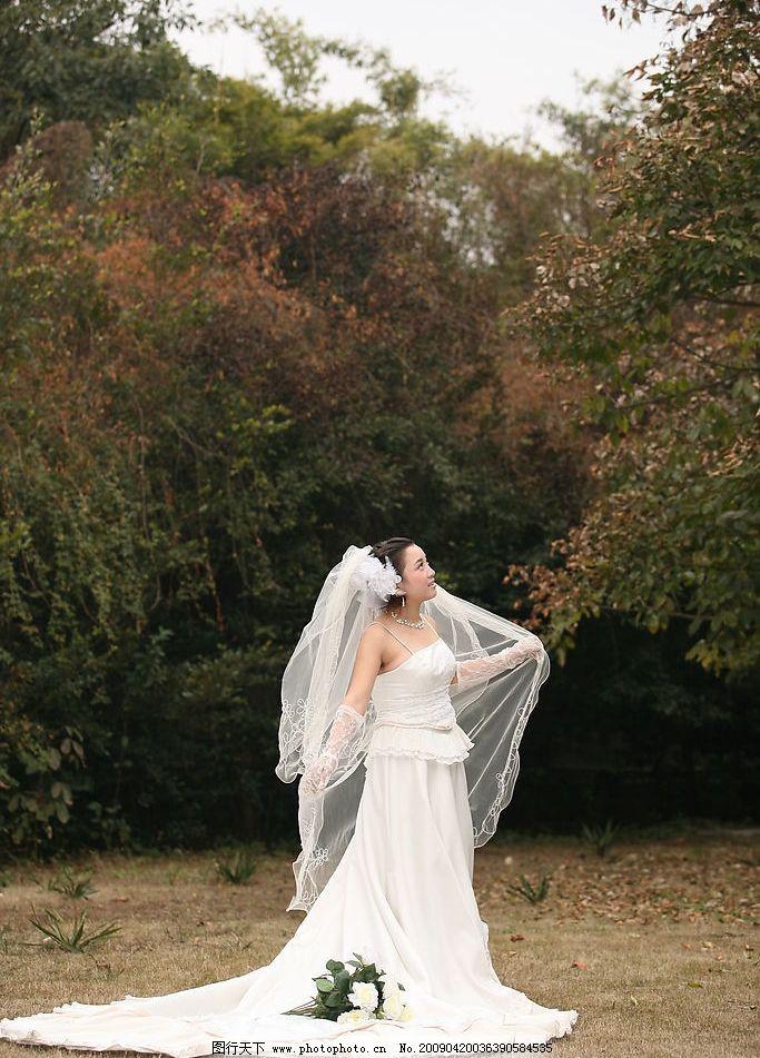 婚纱摄影 婚纱照片 婚纱样照 双人婚纱 人物摄影 摄影图库 素材收藏