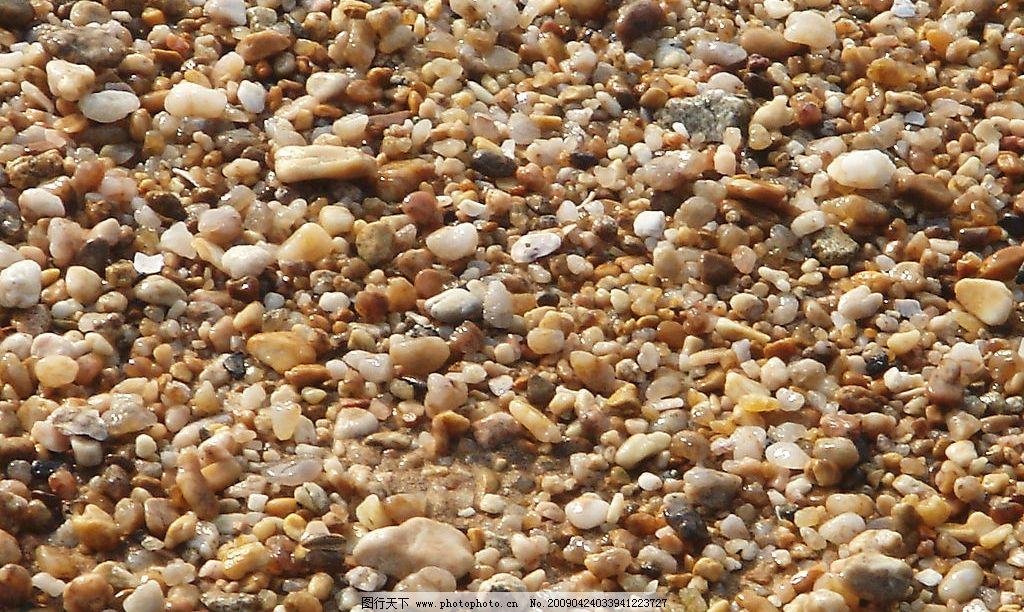 石头 晶莹剔透 在海边 国内旅游 摄影图库