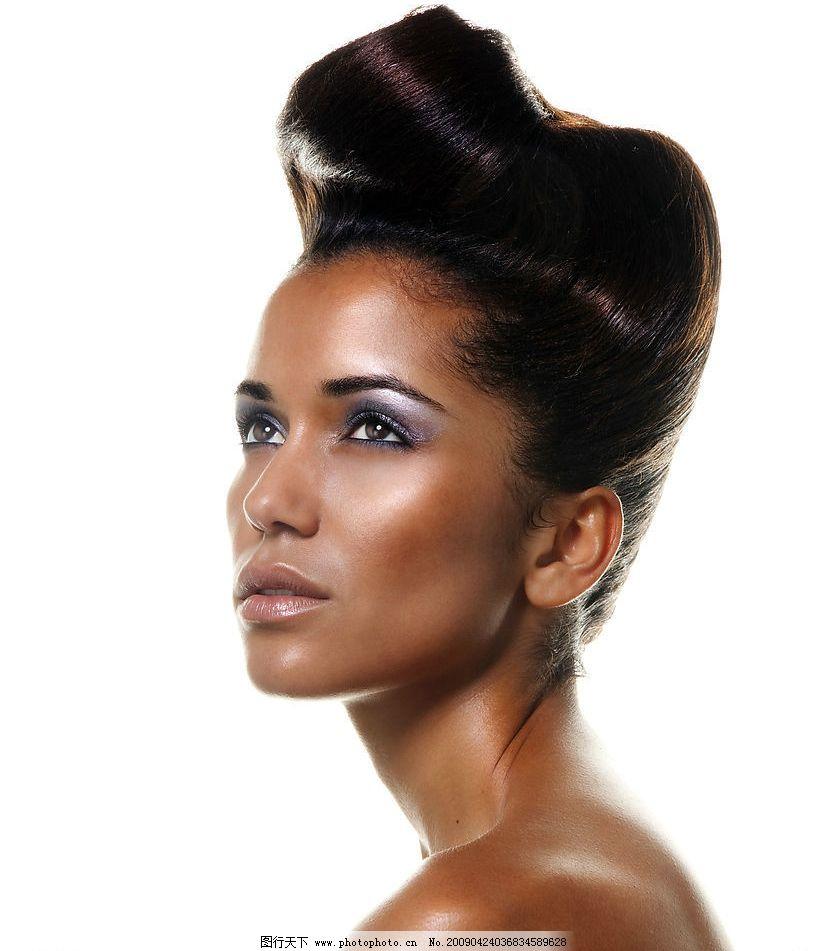 模特 化妆品模特 美女 混血 美丽肌肤 美容 人物图库 女性女人 摄影