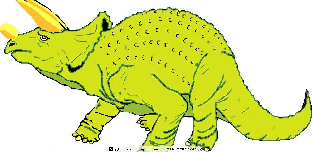 恐龙 生物世界