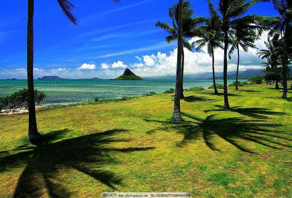 海南风光 美丽的海南岛 自然景观 自然风景 摄影图库