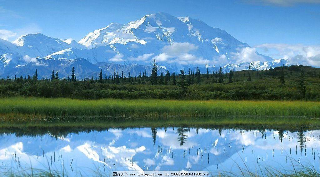 美丽风景如画山水图片