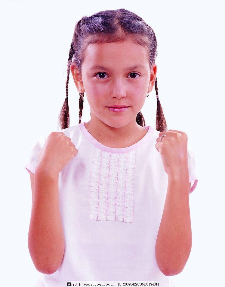 天真儿童 女孩 双手 可爱 儿童幼儿 摄影图库