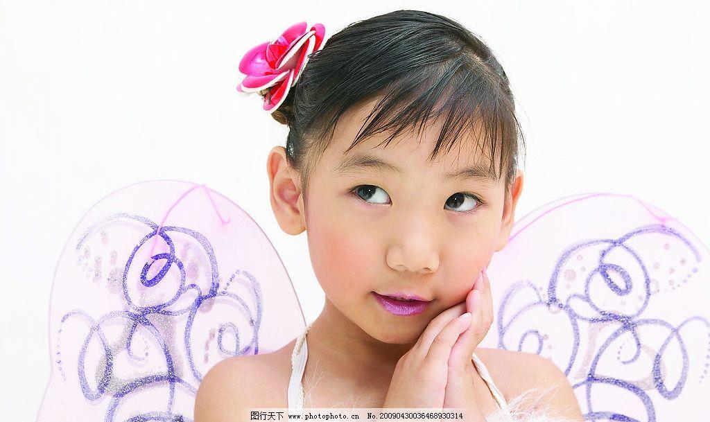 儿童表情a5 儿童 天真 活泼 可爱 人物图库 儿童幼儿 摄影图库 72dpi