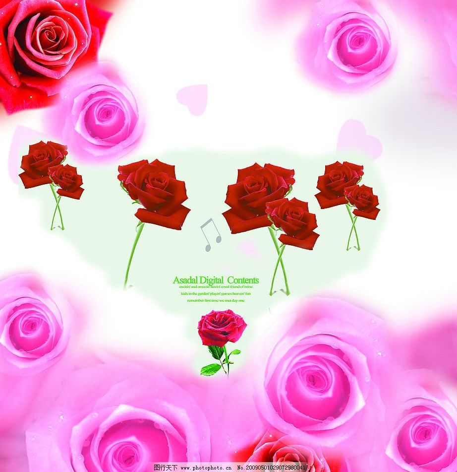 移门 玫瑰花 底纹边框 花边花纹 设计图库 72dpi jpg