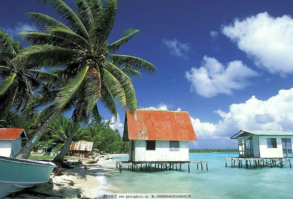 海底世界 还 大海 房子 美丽海景 海景 生物世界 海洋生物 摄影图库