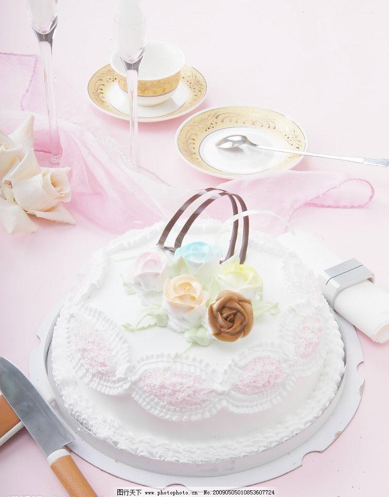 欧式蛋糕02图片
