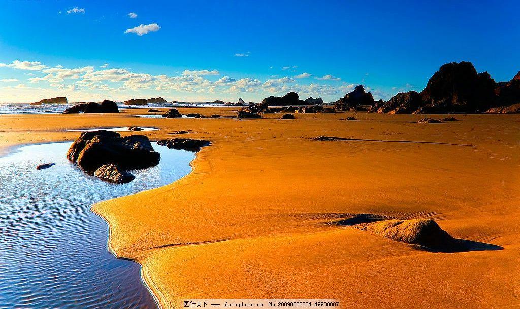 海边沙滩 海边 沙滩 岩石 风光 自然 风景 旅游摄影 自然风景 摄影