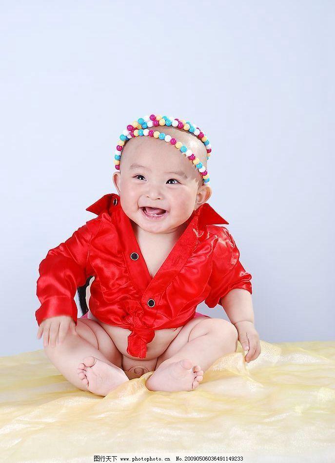 儿童 儿童摄影 可爱的小宝宝 笑容 人物图库 儿童幼儿 摄影图库 300