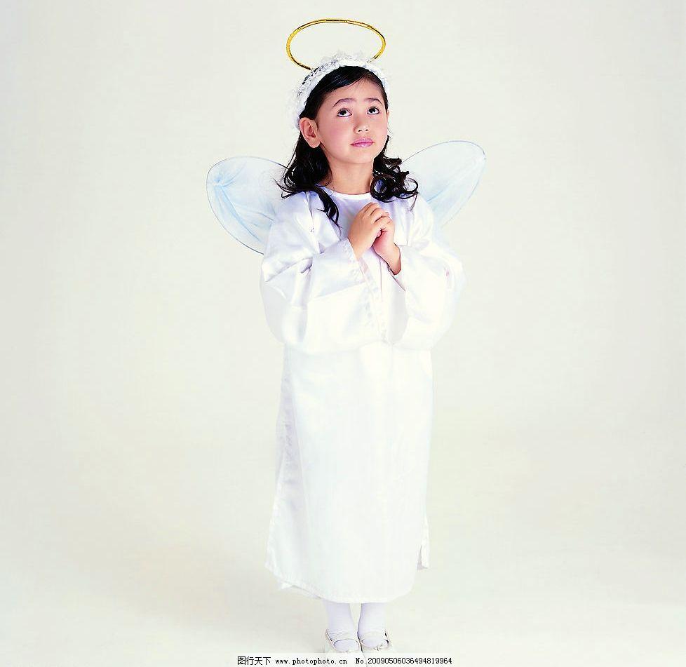 儿童 幼儿 跳舞 小女孩 天使 小朋友 可爱 美丽 精品 儿童幼儿