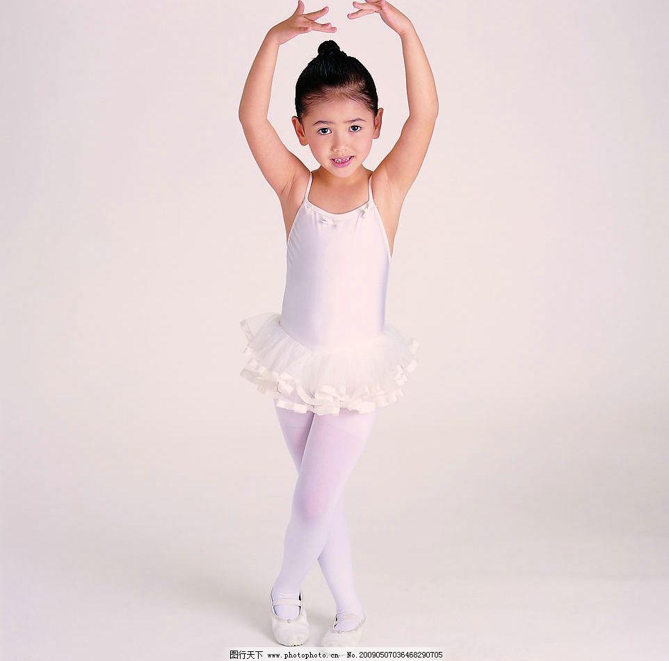 儿童 幼儿 小朋友 小女孩 跳舞 舞蹈 运动 可爱 精品 儿童幼儿