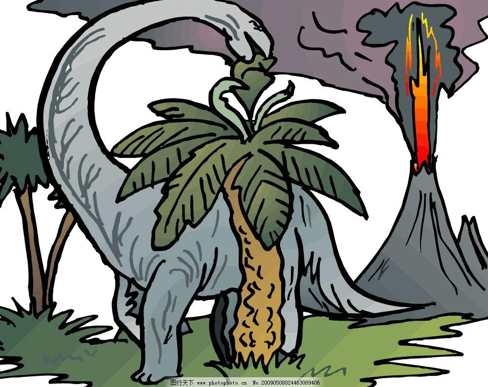 欧克泥手工制作恐龙