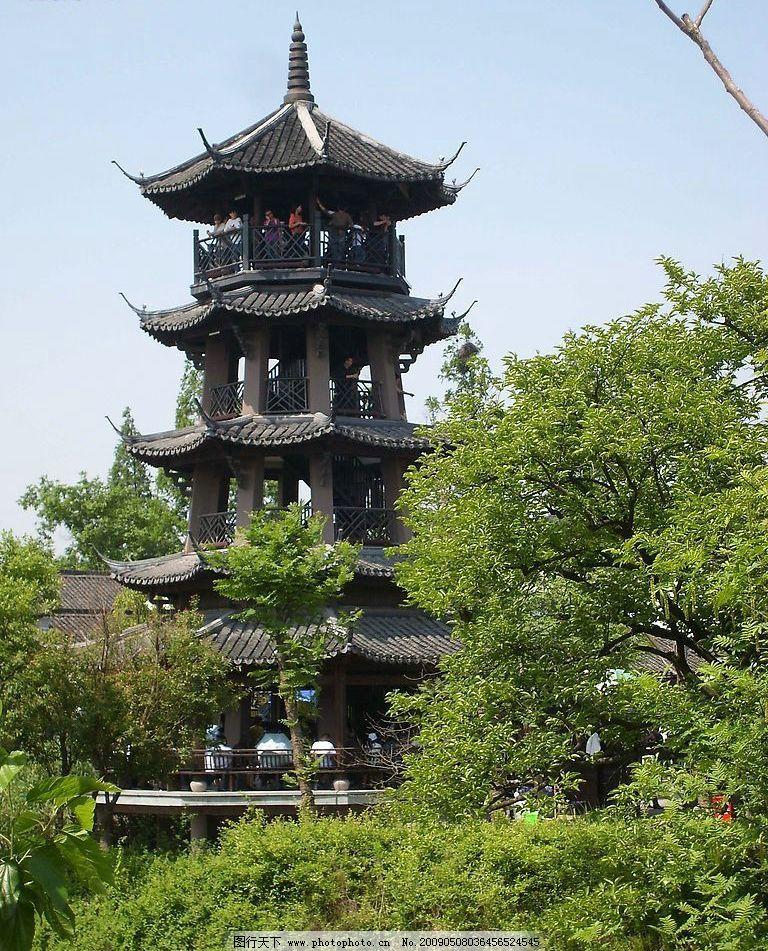 塔楼 自然风光 人物 名胜古迹 人物图库 职业人物 摄影图库 72dpi jpg
