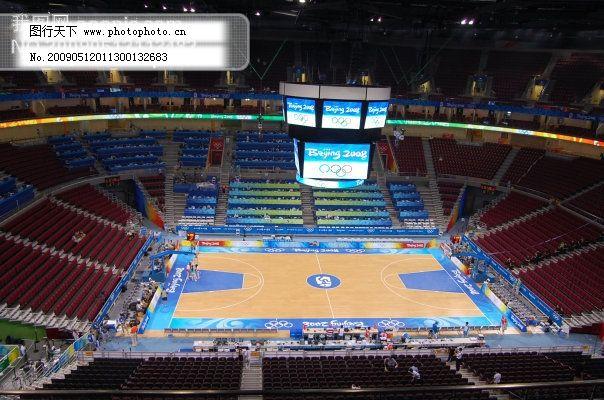 篮球馆图片 _室内设计