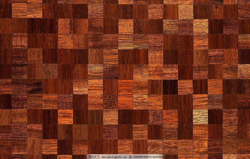 纯木地板图片