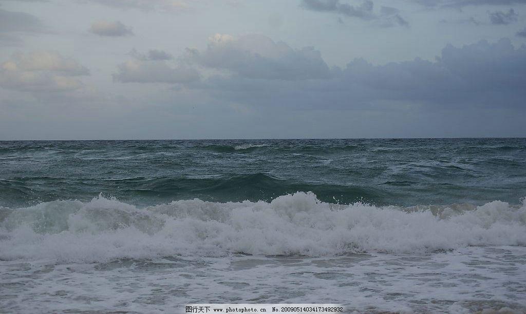 大海 波浪图片