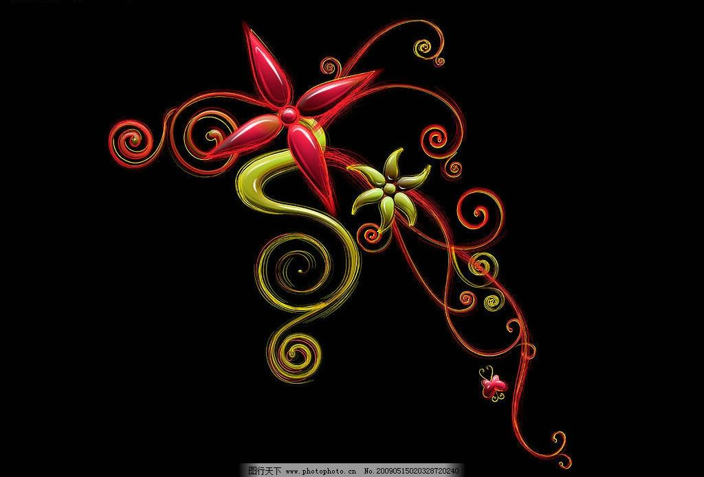 炫彩花纹 炫彩 古代 古典 图案 花纹 欧式 高贵 典雅 华贵 素材 底纹