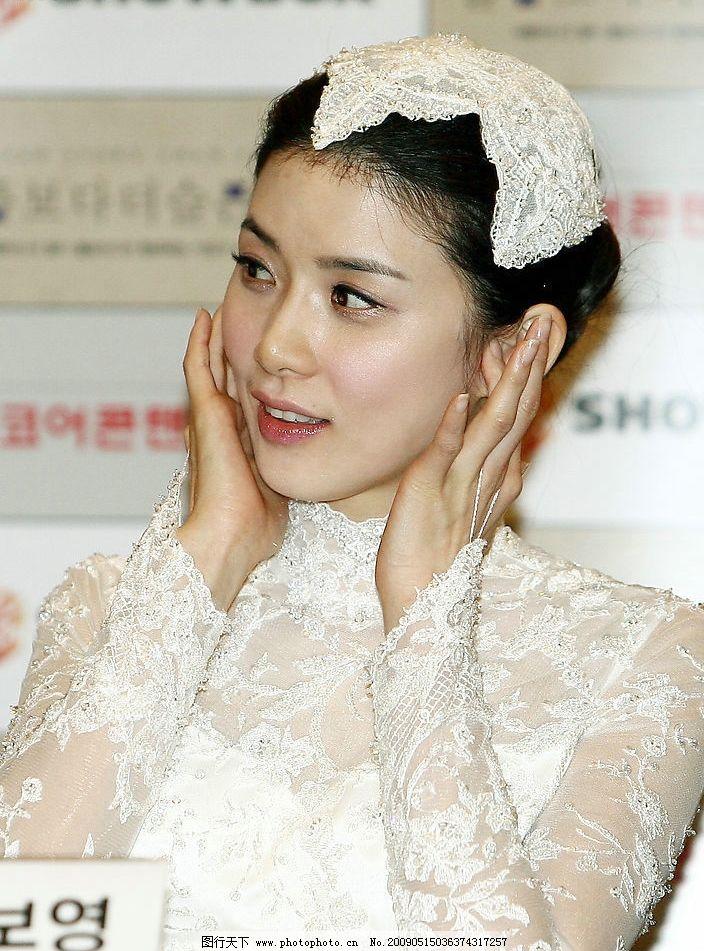 李宝英 韩国女星 可爱的你 人物图库 明星偶像 摄影图库