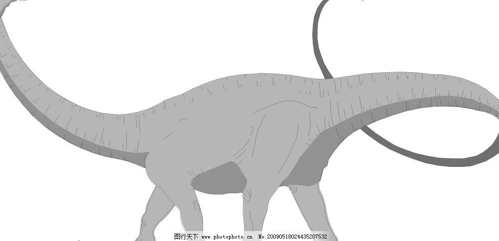 恐龙报纸图片步骤