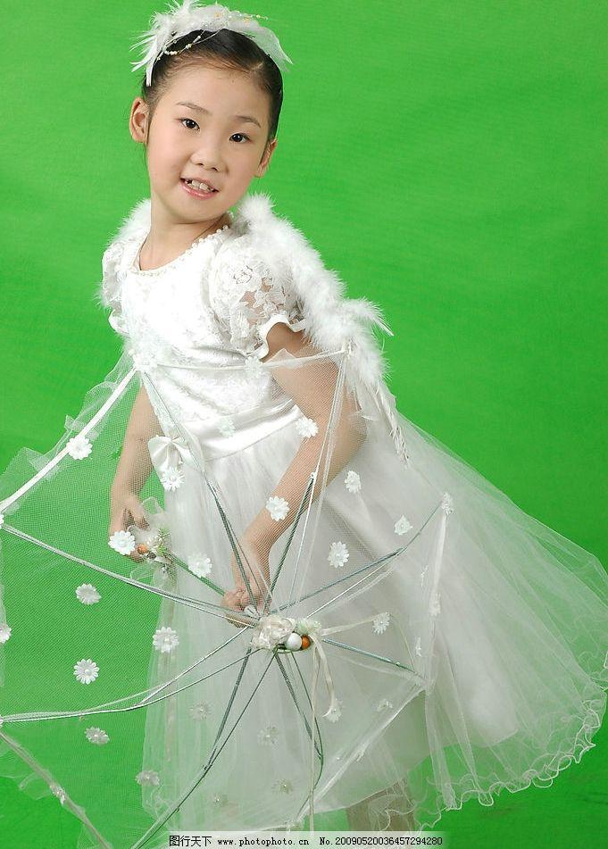 可爱的小美女 儿童摄影