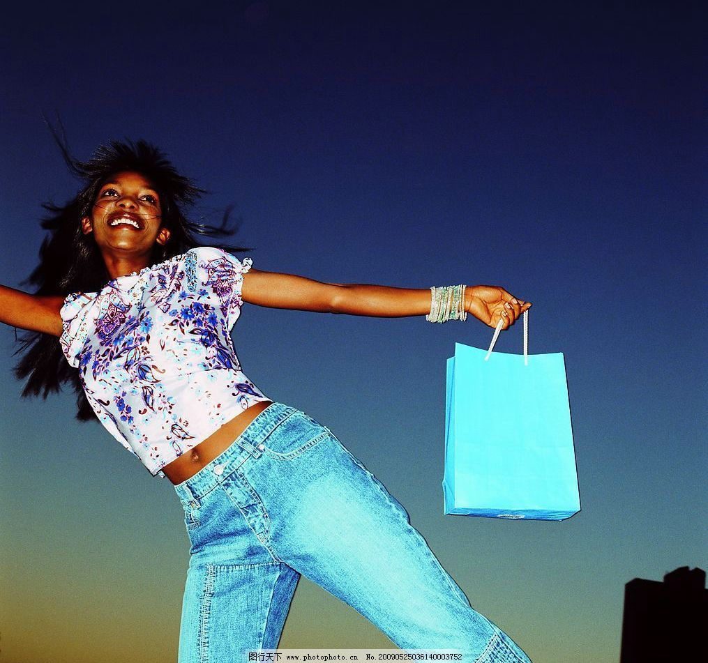 人物 购物/购物人物图片
