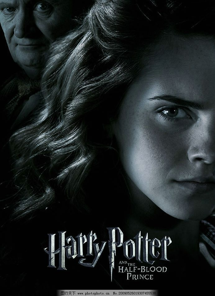 哈利波特 电影海报