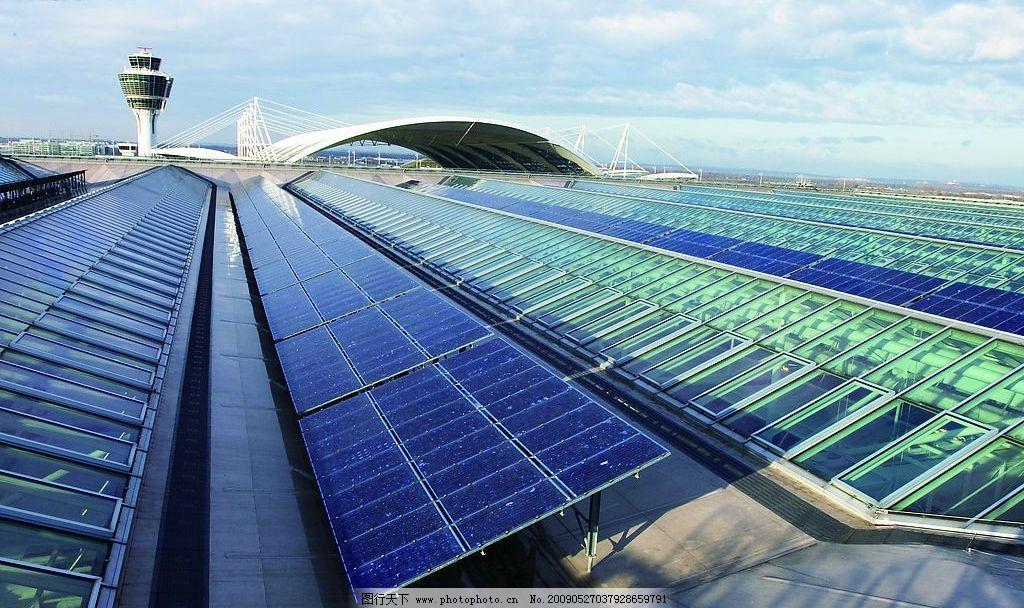 太阳能电站图片