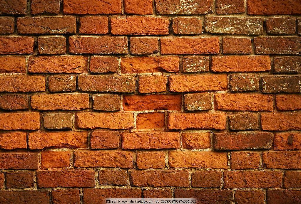 砖墙 砖 砖墙背景 陈旧的砖墙 砖头 建筑园林 其他 摄影图库 300dpi