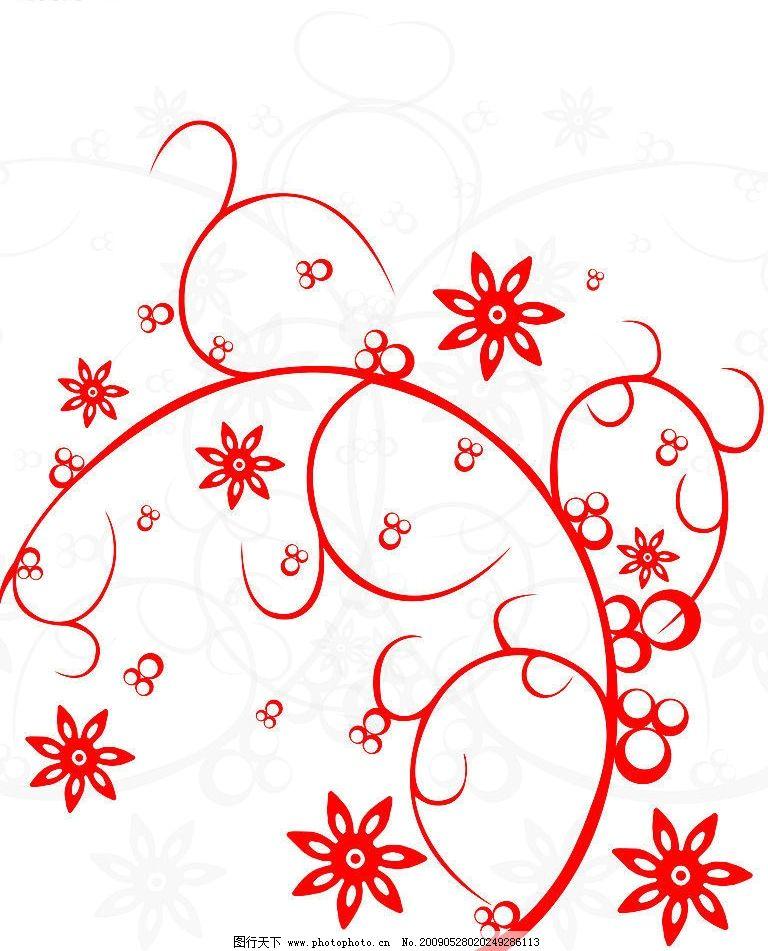 艺术花门系列 玻璃壁纸 时尚花纹 底纹边框 背景底纹 设计图库 72dpi