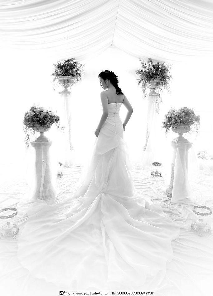 韩国婚纱摄影图片